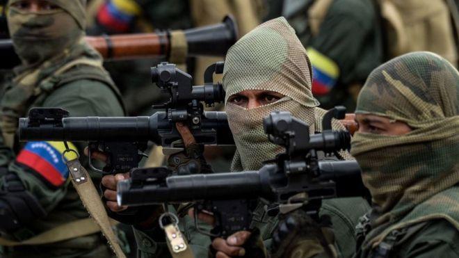 Crise na Venezuela: O que se sabe sobre os aviões militares russos que chegaram ao país