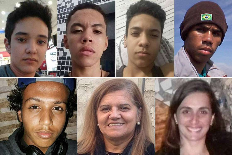 Quem são os oito mortos no massacre de Suzano