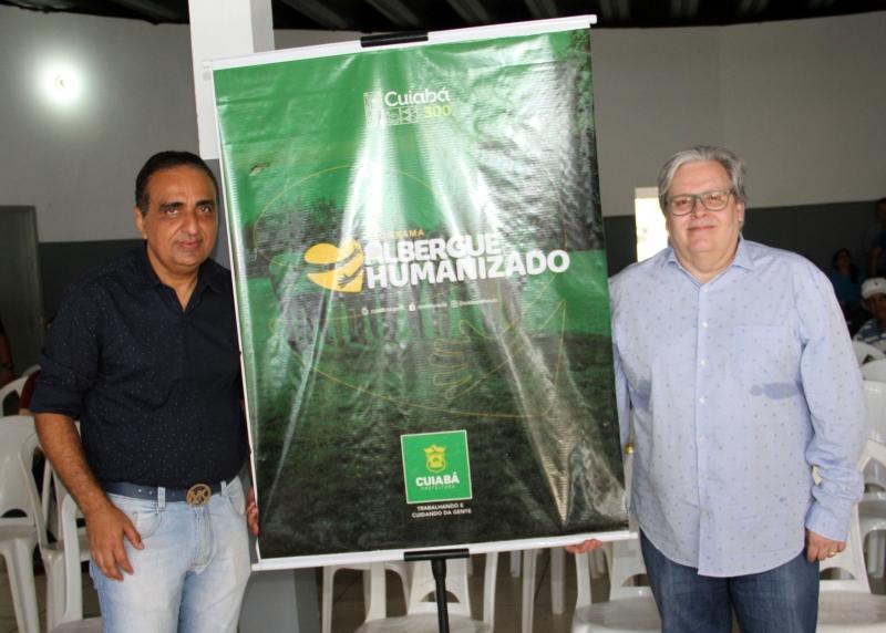 Albergue Humanizado  reforça políticas às pessoas em situação de rua em Cuiabá