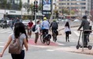 14 capitais contam com serviços de compartilhamento de bicicletas; patinetes chegam a 9