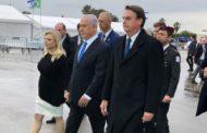 Em Israel, Bolsonaro exalta o país como exemplo a ser seguido