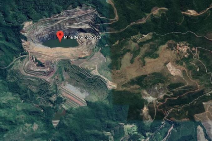 Barragem em Barão de Cocais está em nível máximo de alerta para rompimento