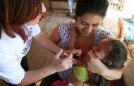 Perda de status de país livre de sarampo é retrocesso, diz pediatra