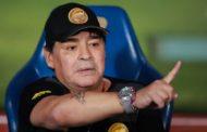 Maradona é multado no México por dedicar uma vitória a Nicolás Maduro