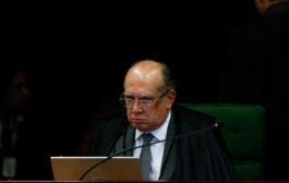 Gilmar cita fake news e vê como natural STF retirar do ar reportagem sobre Toffoli