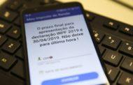 Mais de 13 milhões ainda não enviaram declaração do Imposto de Renda