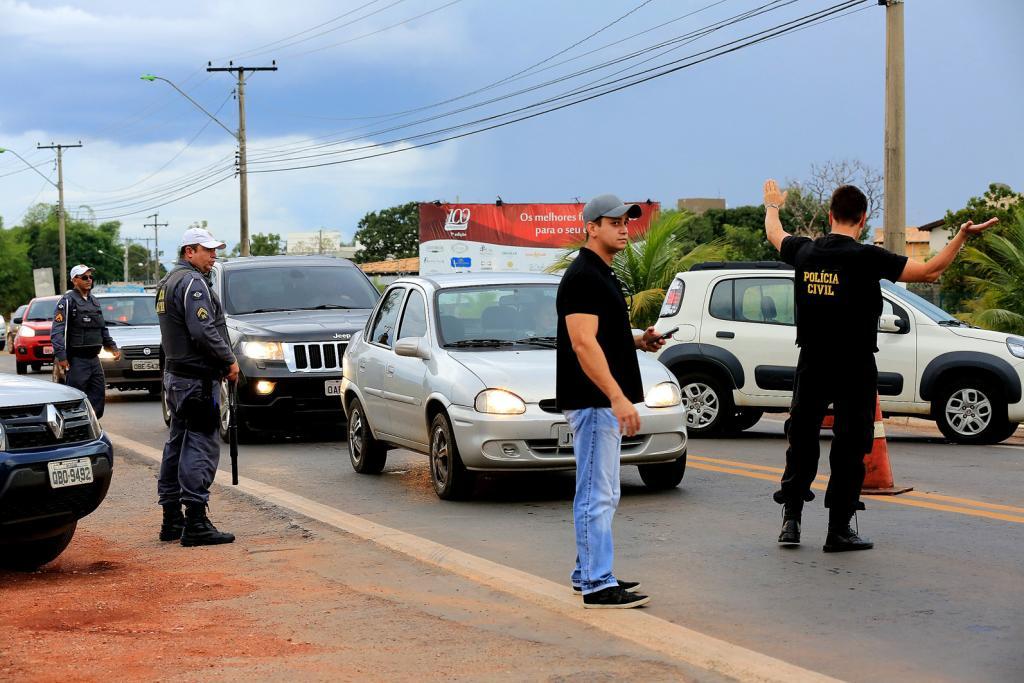 Em Mato Grosso, Operação Lei Seca prende 83 motoristas por embriaguez ao volante