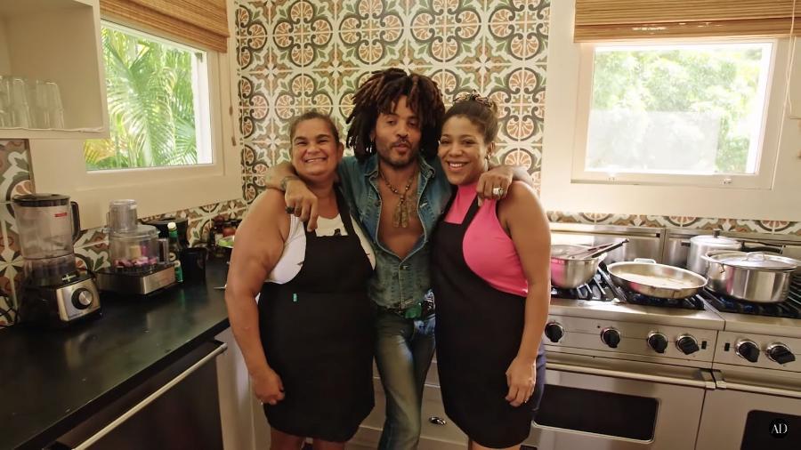 Lenny Kravitz abre as portas de sua luxuosa fazenda no Rio de Janeiro