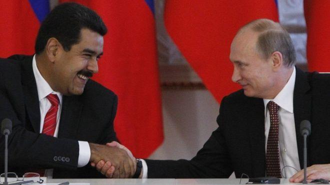 Crise na Venezuela: Por que a presença da Rússia no país sul-americano desafia velhas regras da Guerra Fria