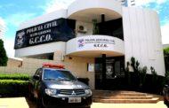 Polícia Civil prende suspeitos de incêndio em banco para prática de estelionato