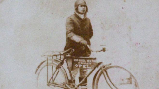 A incrível história do adolescente baiano que pedalou de Salvador a Nova York 90 anos atrás