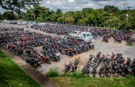 Interessados no leilão do Detran podem checar condições dos 599 veículos ofertados