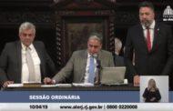 RJ aprova projeto de lei que dá porte de arma a deputado e agente do Degase