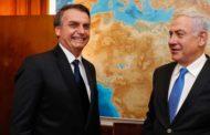 Anúncio de Bolsonaro em Israel causa apreensão em produtores de carne