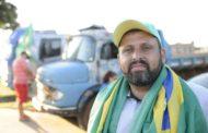 Líder caminhoneiro: 'Apoiamos Bolsonaro, mas, se necessário, serei o primeiro a chamar a paralisação'