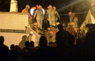 Bombeiros dizem que doze pessoas continuam desaparecidas