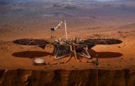 Terremoto em Marte é detectado pela primeira vez