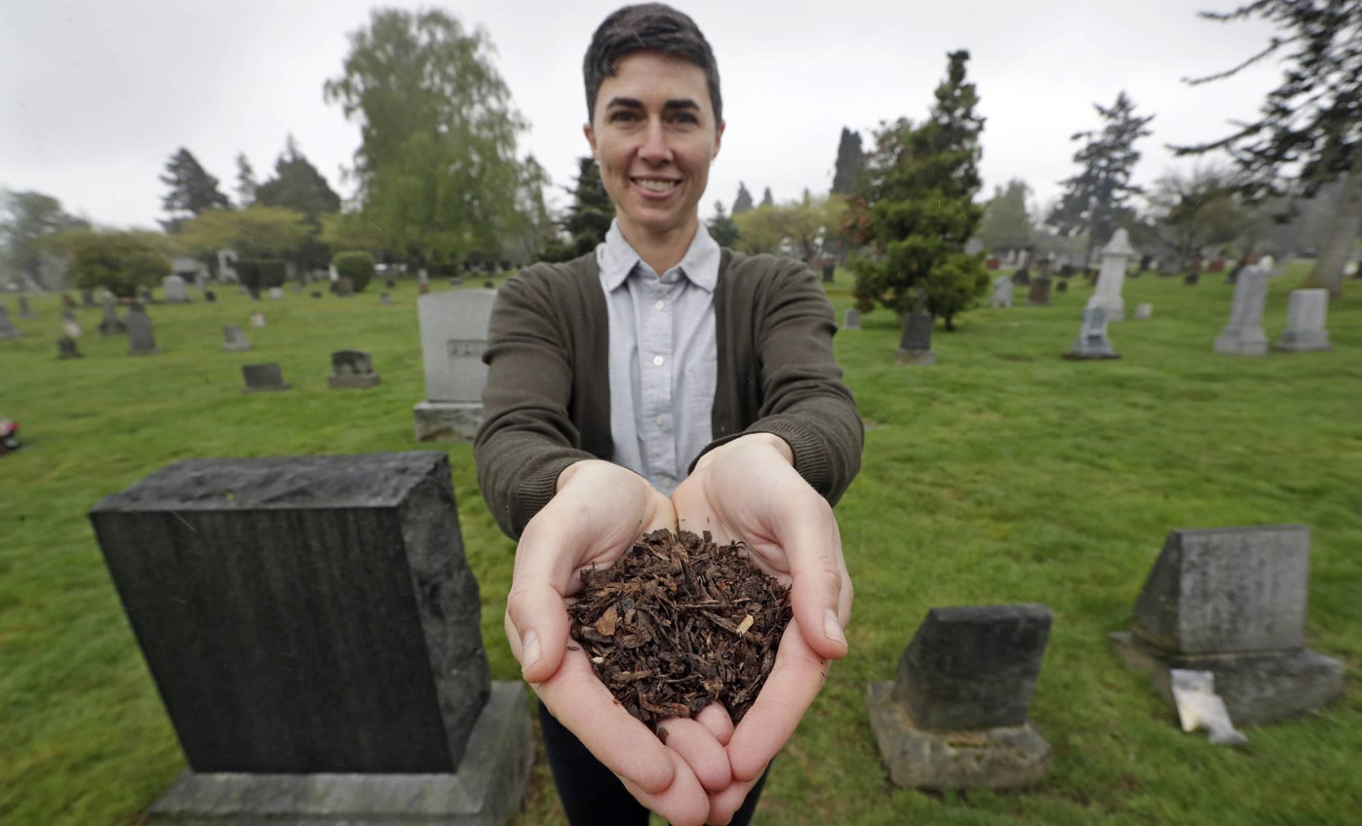 Adubo humano para plantas é autorizado pela primeira vez nos EUA