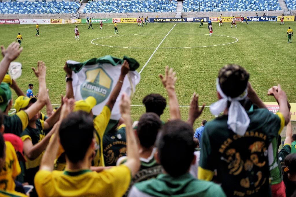 Arena Pantanal começa a receber os jogos da Série B do Brasileirão