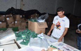 Distribuição de kits de uniformes escolares é intensificada pela prefeitura de Cuiabá