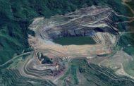 Defesa Civil monitora movimento de talude em mina de Barão de Cocais