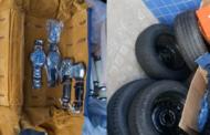 Celular com rastreador ajuda identificar casal com vários produtos furtados de transportadora