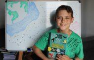 'Ele nasceu pra ser professor', diz mãe de menino que dá aula sobre ciências na internet