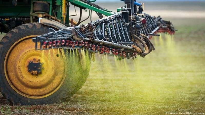 Ministério da Agricultura libera novos agrotóxicos