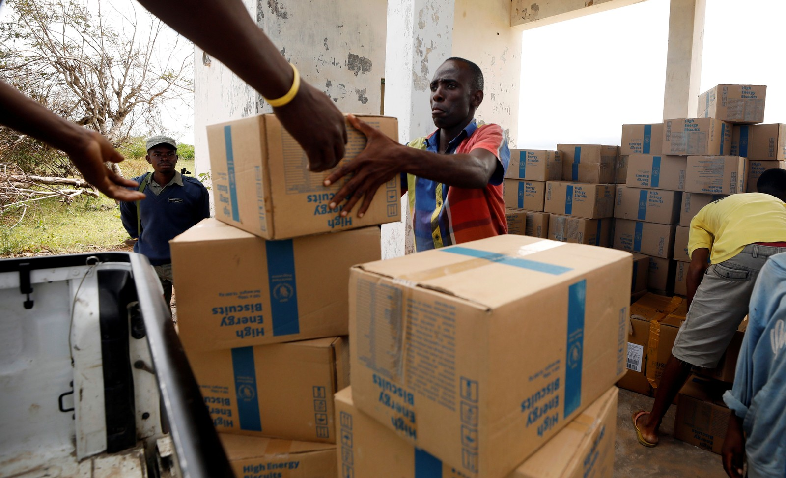 Moçambique recebeu menos de 10% da ajuda necessária para combater doenças após ciclone, diz OMS