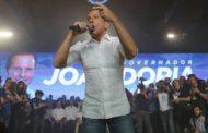 Convenção do PSDB tem gritos de 'Brasil, pra frente, Doria presidente!'