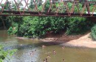 Corpo de um homem é encontrado próximo a ponte de ferro