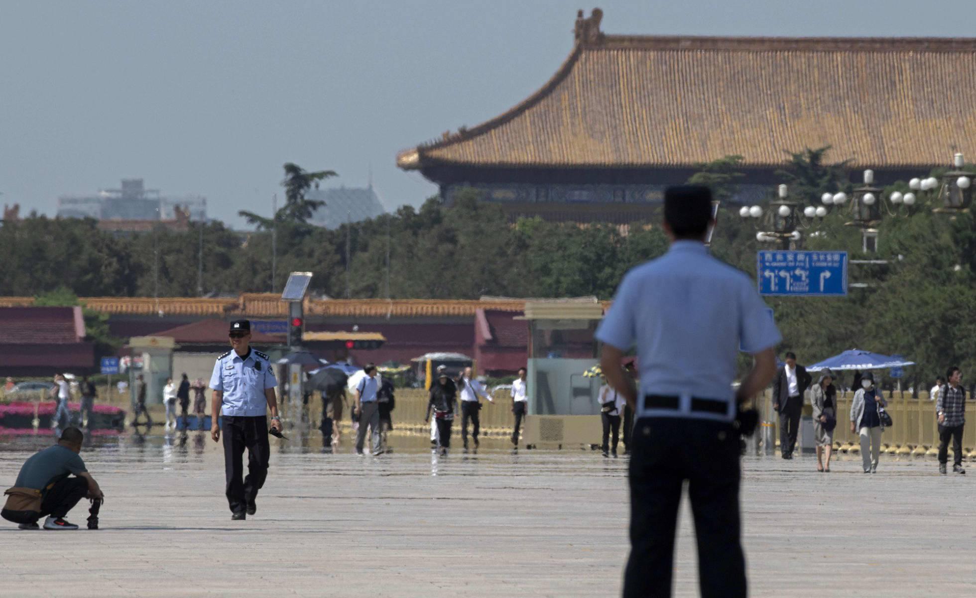 A repressão na China depois do massacre da Praça da Paz Celestial: dos tanques ao controle digital
