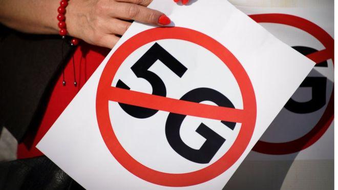 Por que a tecnologia 5G preocupa a Marinha dos EUA e os meteorologistas
