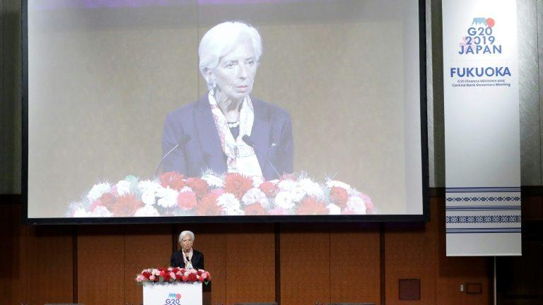 G20 financeiro: guerras comerciais põem economia mundial em risco