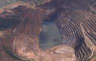 Movimentação de talude em mina da Vale, em Barão de Cocais, chega a 44,7 cm/dia