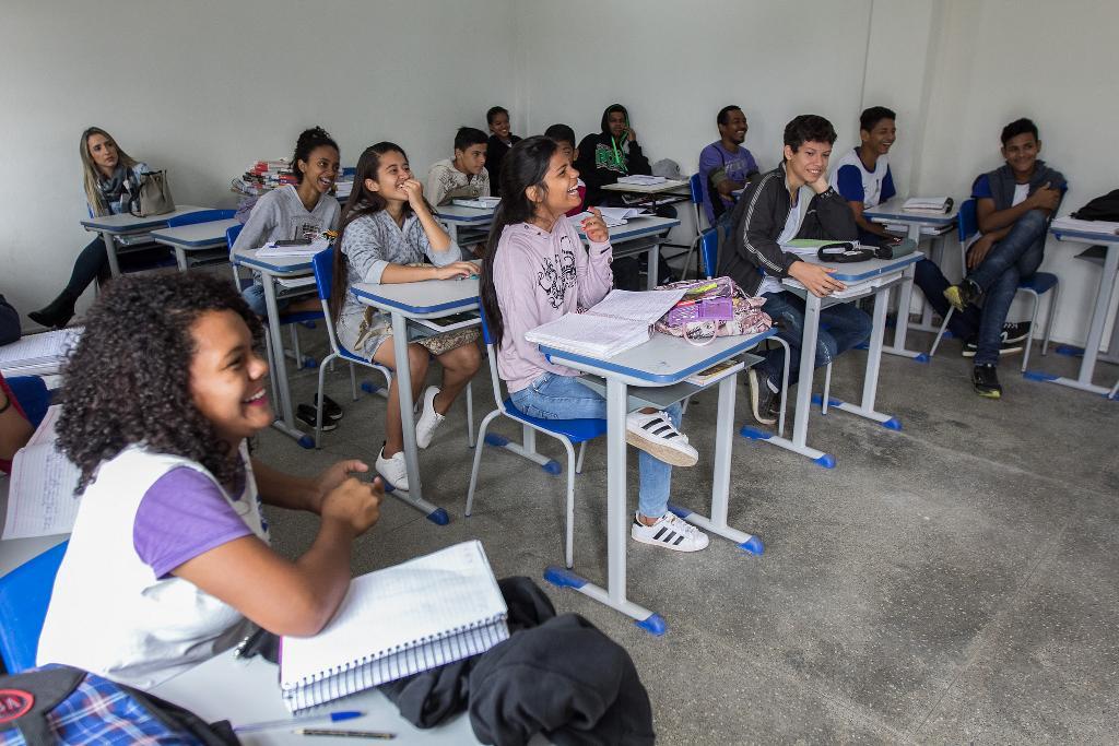 Em poucos dias, 35 escolas voltam às atividades em todo o Estado; no total 361 estão em aula