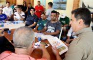 """""""Prefeito no seu bairro"""" programa da Prefeitura de Cuiabá faz reunião no Jardim Paulista"""