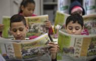 Jornal para crianças muda rotina de escolas públicas e privadas