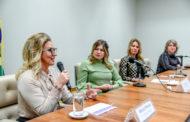 Márcia Pinheiro apresenta na Câmara dos Deputados em Brasília o projeto Qualifica 300