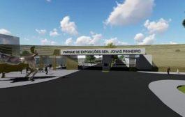 Prefeitura recebe projeto de revitalização do Parque de Exposição