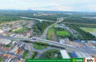 Viaduto da Beira Rio sobre Tancredo Neves levará o nome de Murilo Domingos