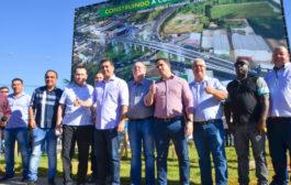 Implantação do viaduto Murilo Domingos vai beneficiar 145 mil pessoas