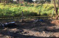 Corpo de um motoqueiro é encontrado caído as margens de avenida em VG