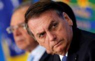 Bolsonaro diz que não pode ser 'pego de calças curtas' em divulgação sobre desmatamento