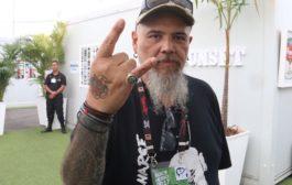 João Gordo tem alta após ser internado na UTI com pneumonia