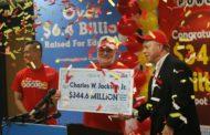 Americano usa números de biscoito da sorte e ganha US$ 344,6 milhões na loteria
