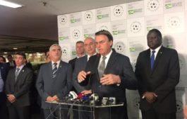 'Se não puder ter filtro, nós extinguiremos a Ancine', diz Bolsonaro