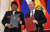 O plano de Putin e Evo Morales para construir a usina nuclear mais alta do mundo na Bolívia