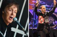 Paul McCartney chama Ringo para participar de show