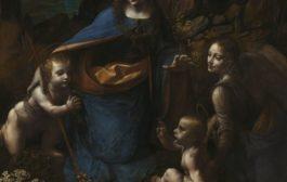 O desenho secreto encontrado sob uma das obras-primas de Leonardo Da Vinci